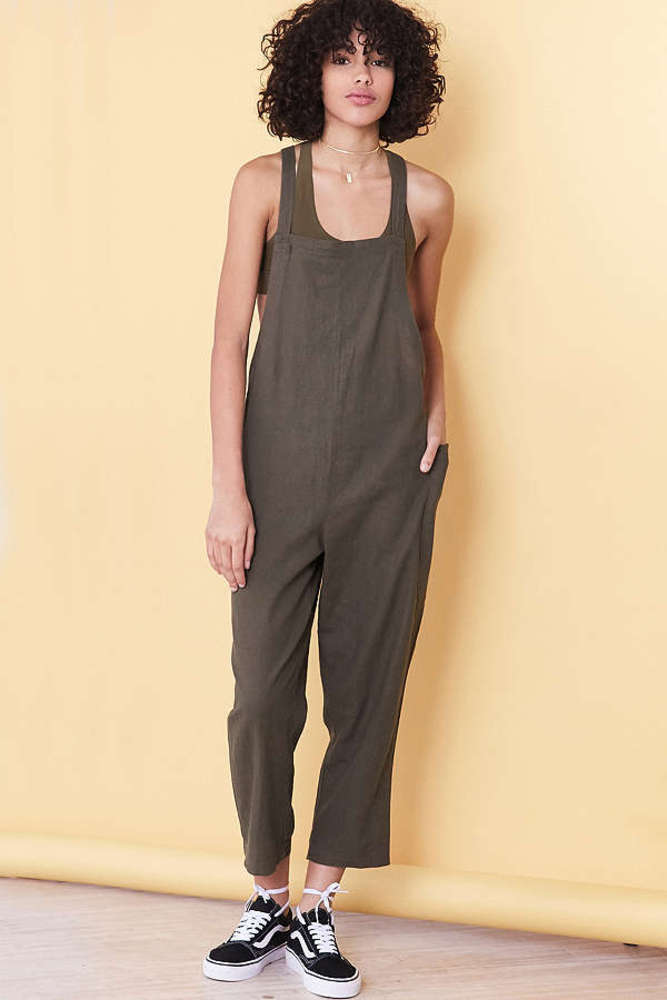 Shapeless Cropped Overall